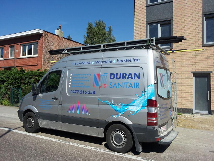 Duran Sanitair Mechelen